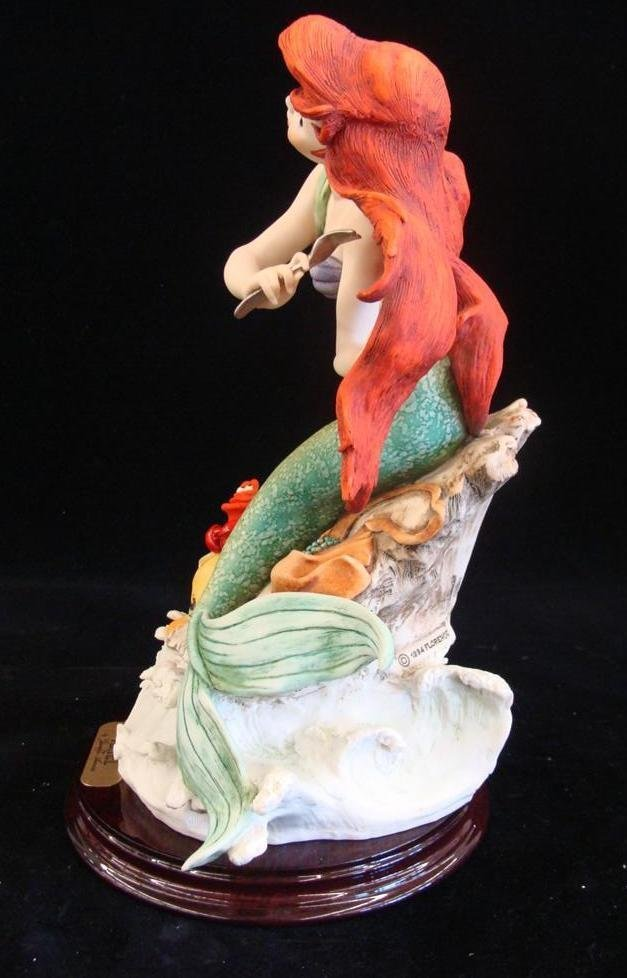 Giuseppe Armani Ariel Figurine - 2