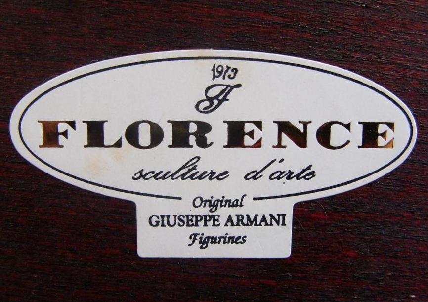 Giuseppe Armani Ariel Figurine - 8