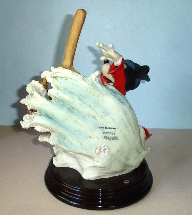 Giuseppe Armani Sorcerer's Apprentice Mickey Figurine - 3