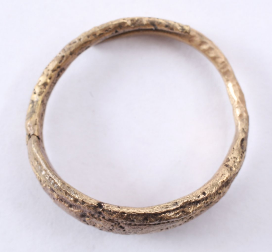 Viking Man's Ring 9-11th C - 2