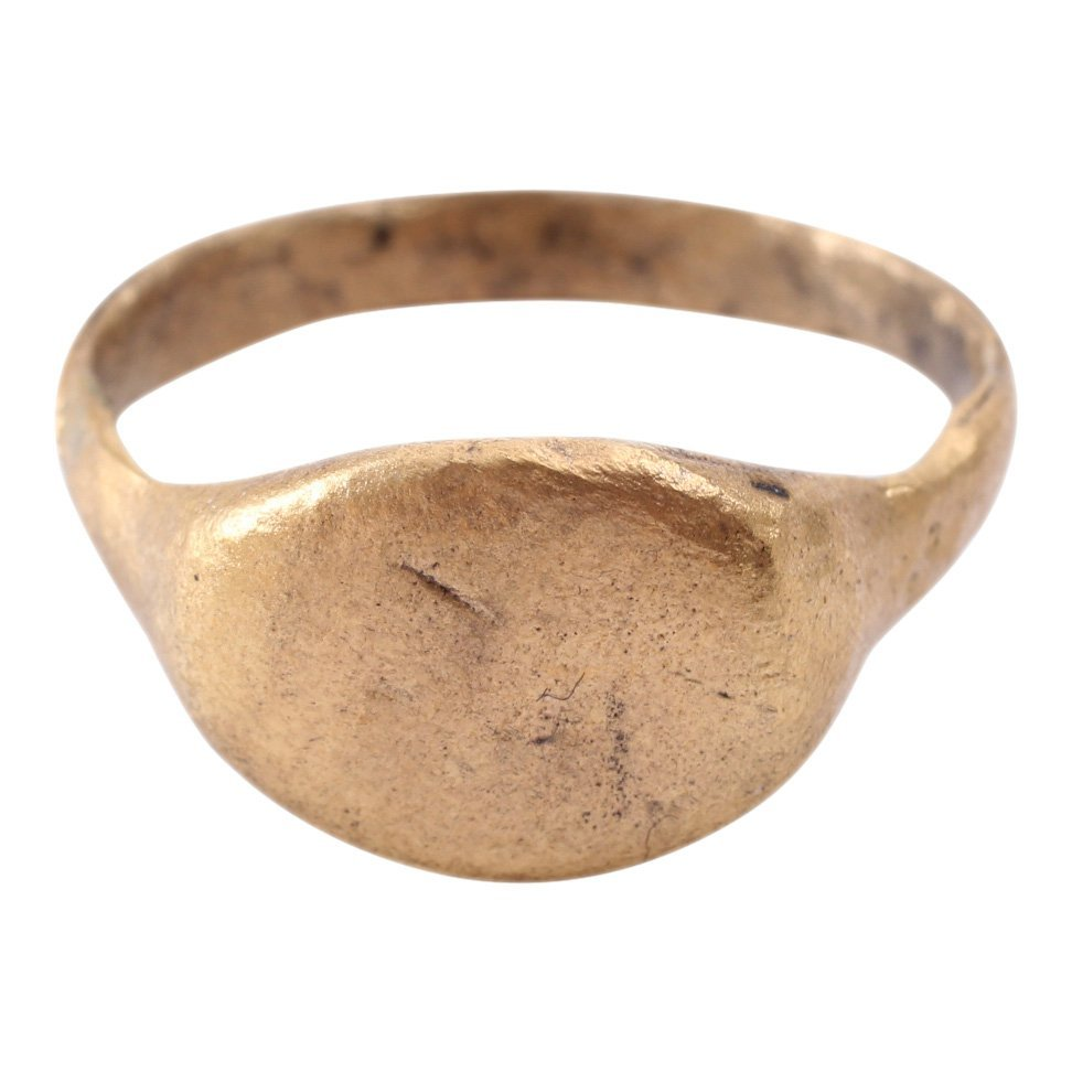 Fine Large Viking Man's Ring 9-11th C