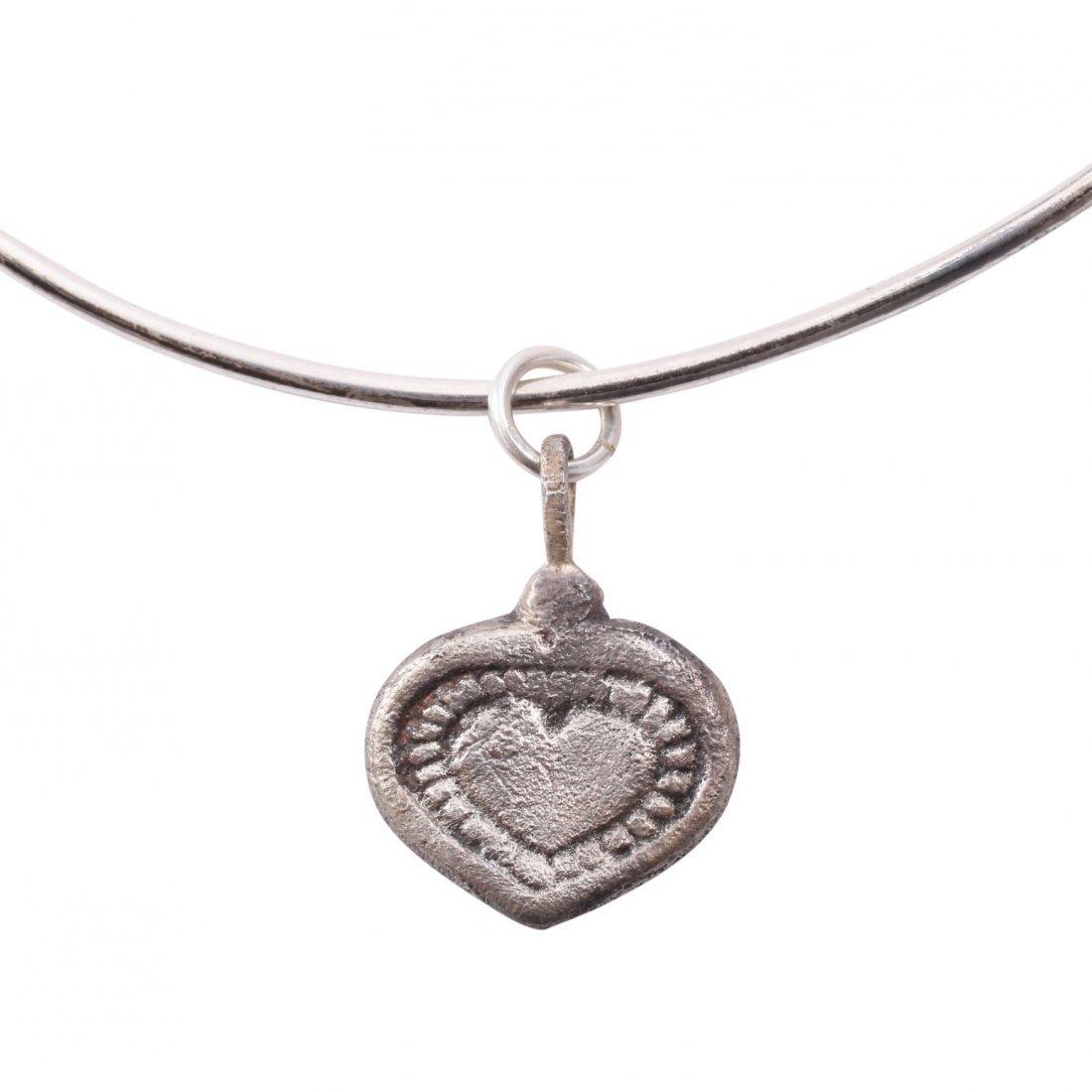 Viking Heart Pendant 10-11th C