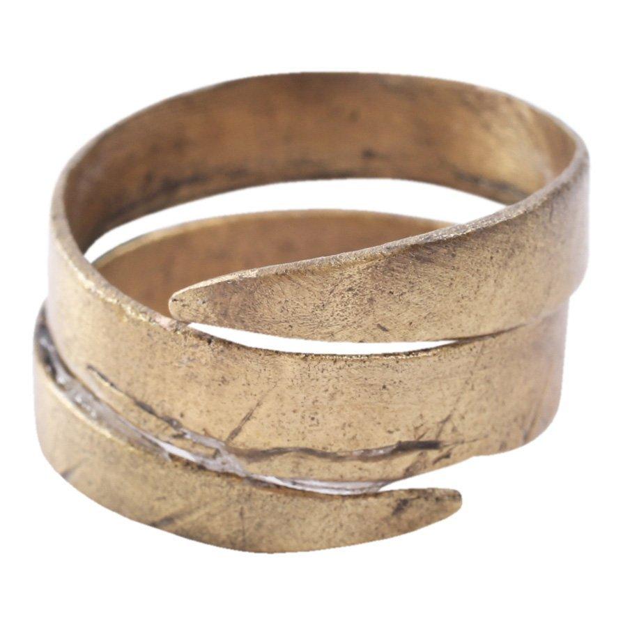 Viking Coil Ring 9-10th C