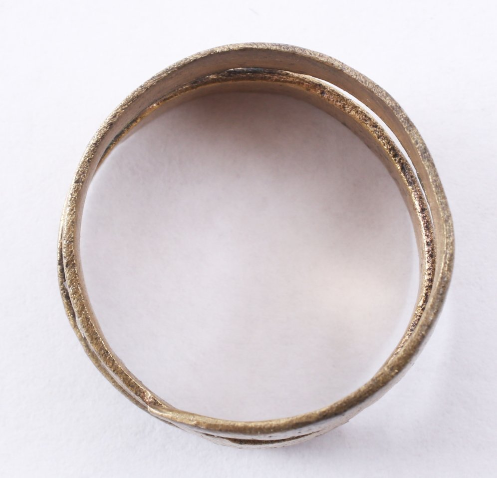 Viking Coil Ring 9-10th C - 2