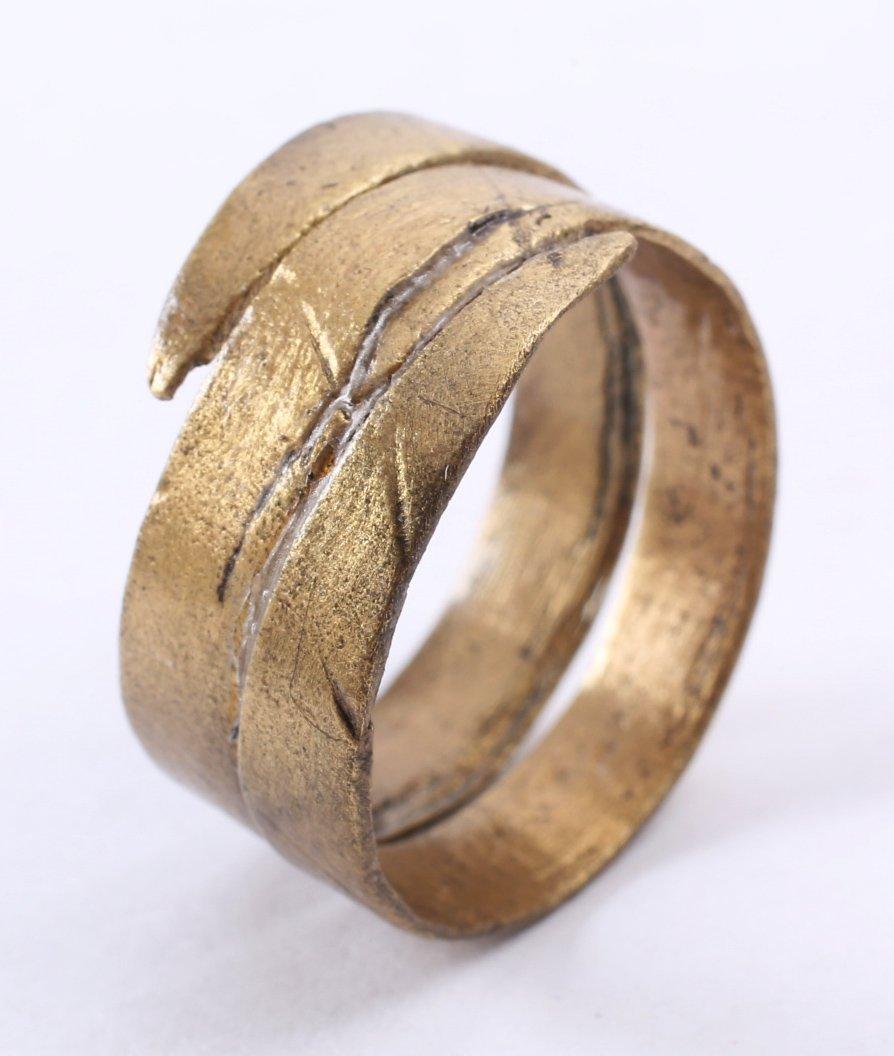 Viking Coil Ring 9-10th C - 3