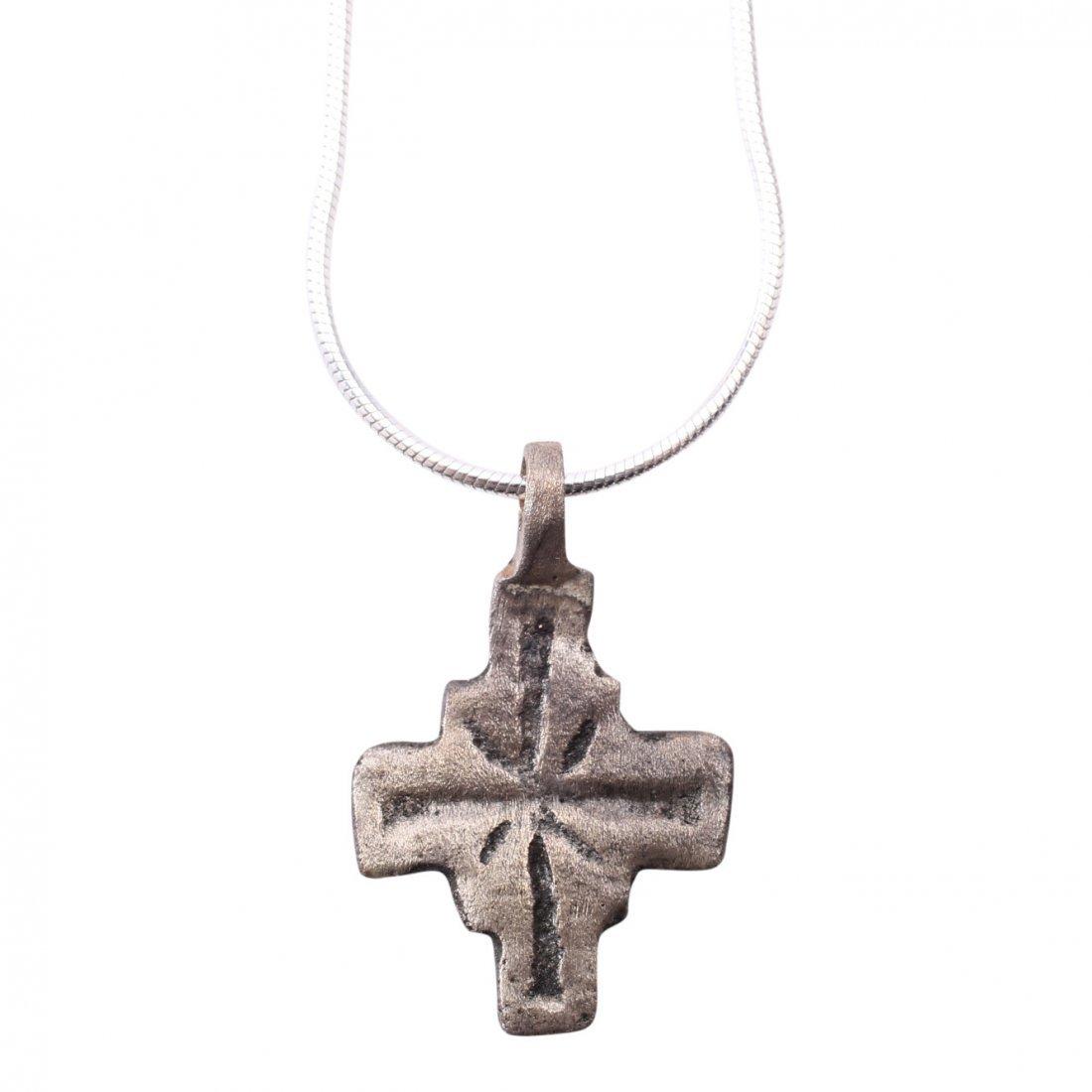 Byzantine Pilgrim's Cross 5-8th C
