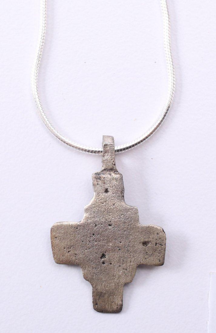 Byzantine Pilgrim's Cross 5-8th C - 2