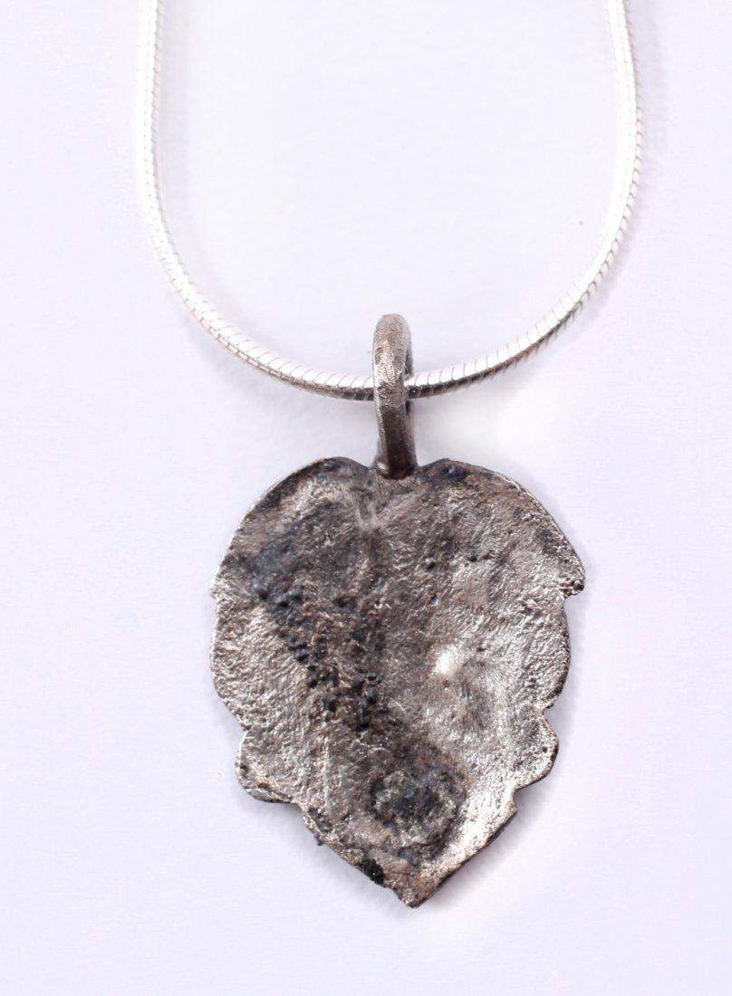 Viking Heart Pendant 10-11th C - 2