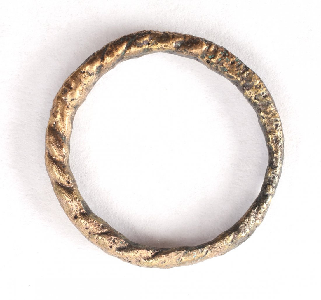 Viking Man's Wedding Ring 10-11th C - 2