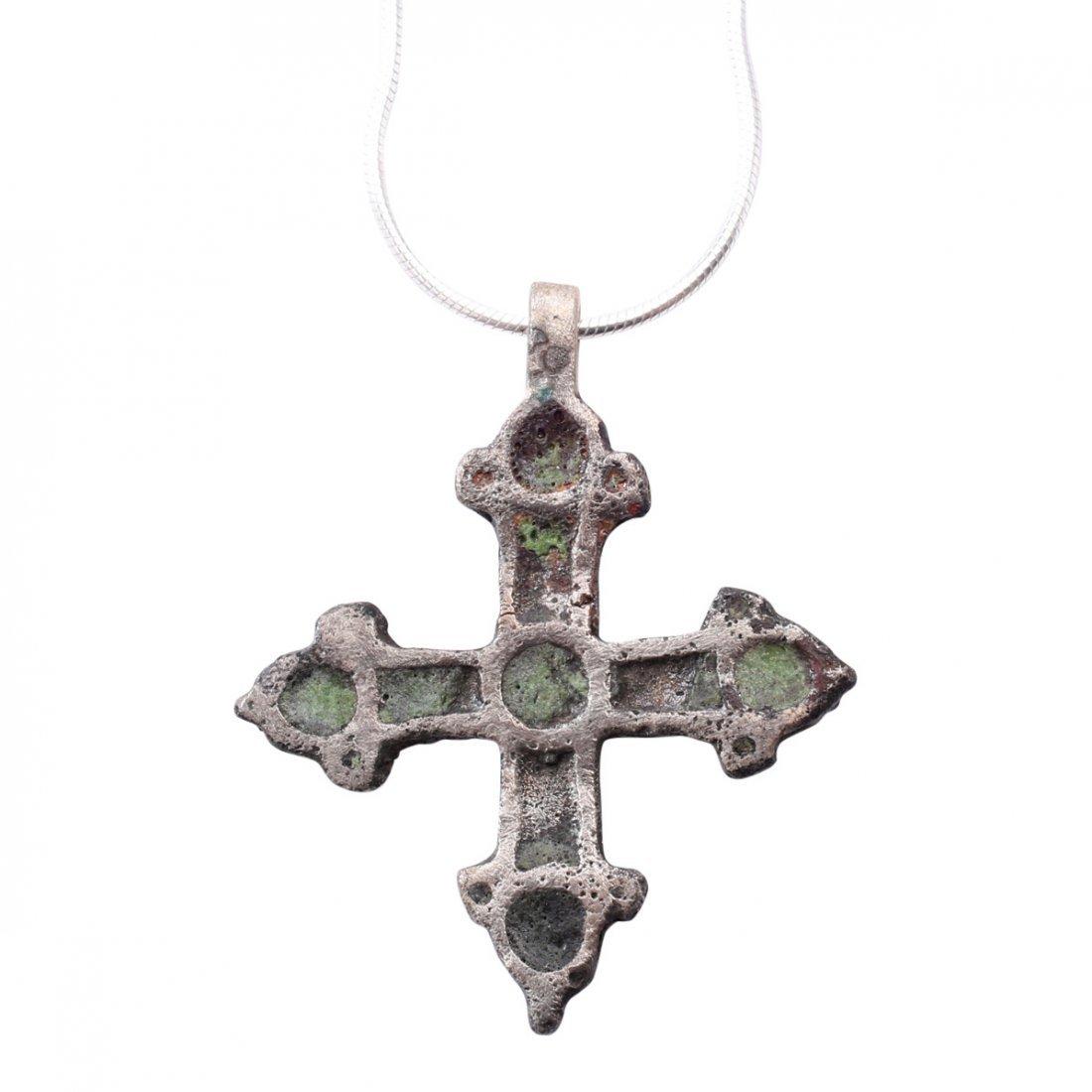 Spanish Cross 15-17th C