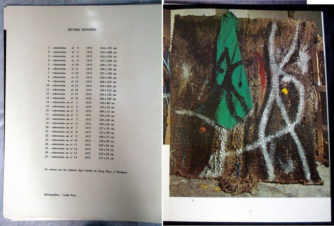 Joan Miró: Derrière le Miroir #203 Lithographs, 1973 - 5