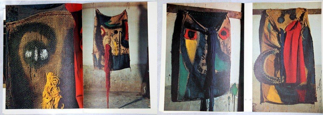 Joan Miró: Derrière le Miroir #203 Lithographs, 1973 - 7
