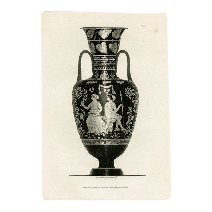Henry Moses: Moses Vases Pl 4