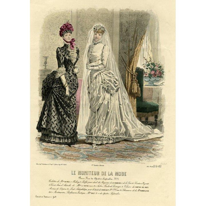 Le Moniteur de la Mode. No. 42, 1883