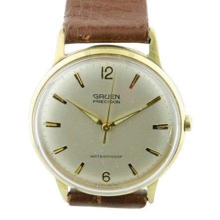 Gruen Men's Precision Watch