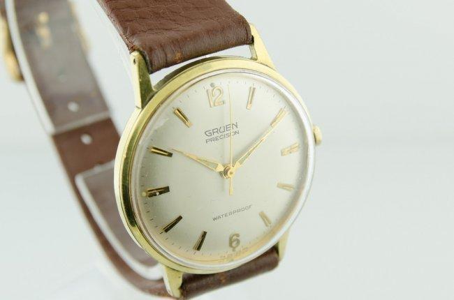 Gruen Men's Precision Watch - 2