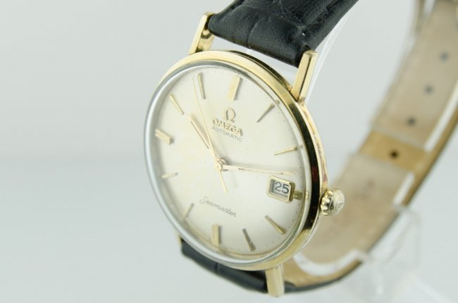 Omega Men's Seamaster Watch - 3