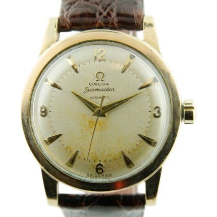 Omega Seamaster Automatic Watch