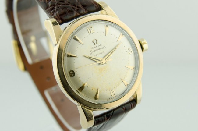 Omega Seamaster Automatic Watch - 2