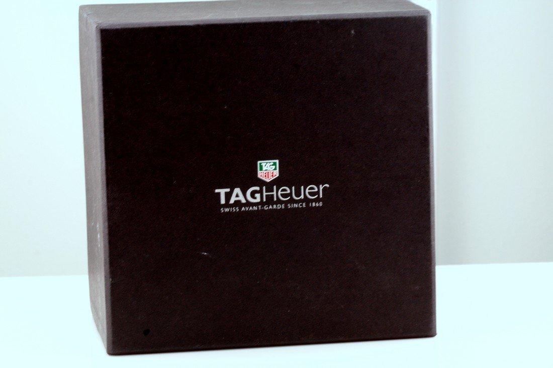 Tag Heuer Stainless Steel WJ1111 Quartz Watch - 8