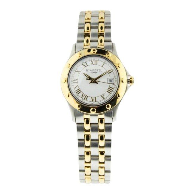 Raymond Weil Gold & Steel Ladies Watch