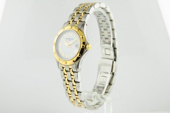 Raymond Weil Gold & Steel Ladies Watch - 2