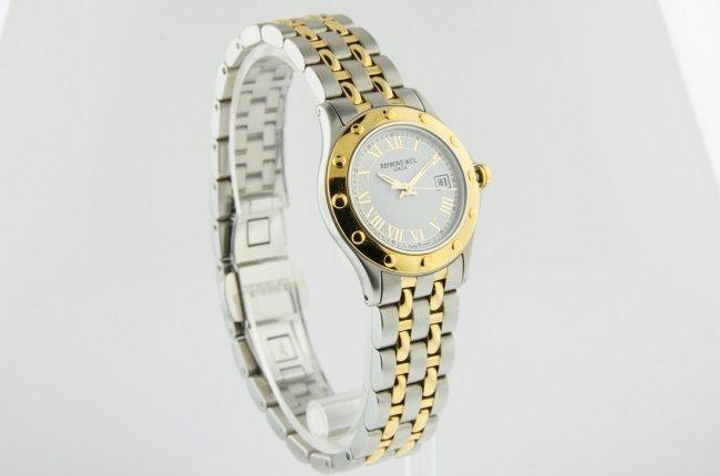 Raymond Weil Gold & Steel Ladies Watch - 3