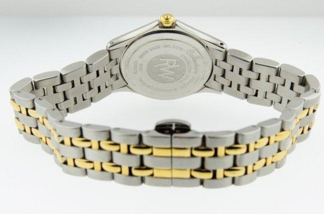 Raymond Weil Gold & Steel Ladies Watch - 4