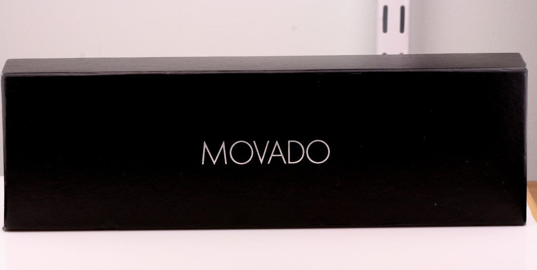 Movado Stainless Steel Museum Sport Watch - 3