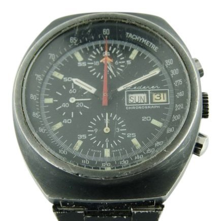 Lederer Automatic Chronograph Watch