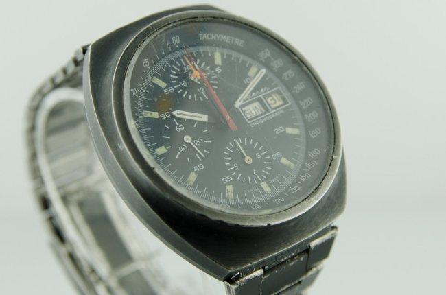 Lederer Automatic Chronograph Watch - 2