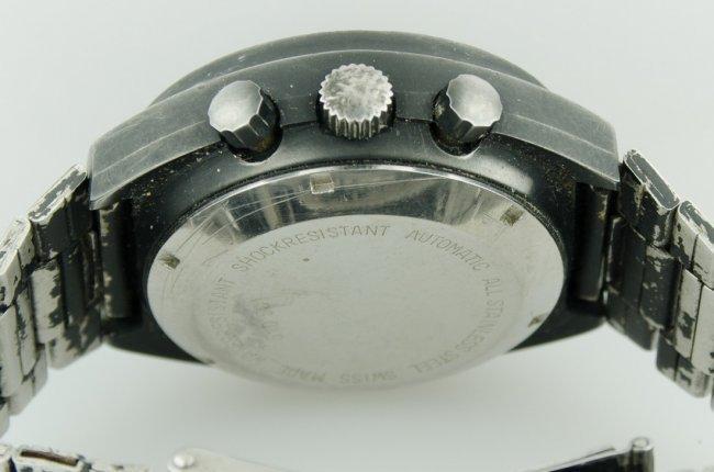 Lederer Automatic Chronograph Watch - 4