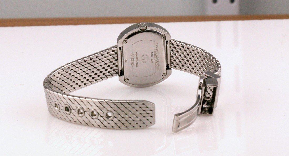 Baume-Mercier Ladies Diamond Stainless Steel Watch - 3