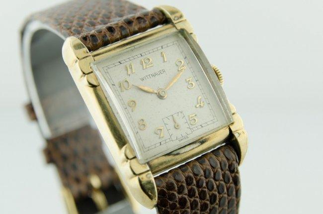 Wittnauer Men's Antique Watch - 2