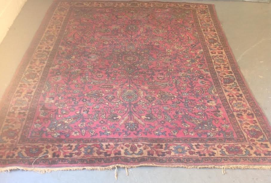 Persian Rug 104x71 - 2