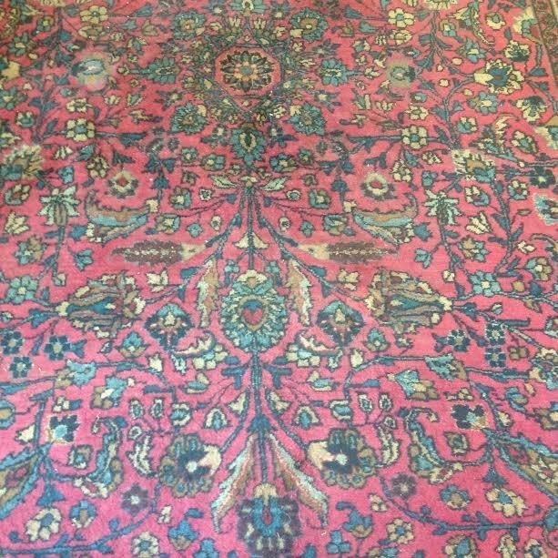 Persian Rug 104x71 - 3