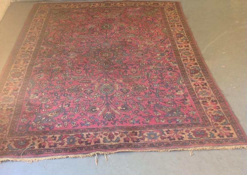 Persian Rug 104x71 - 4