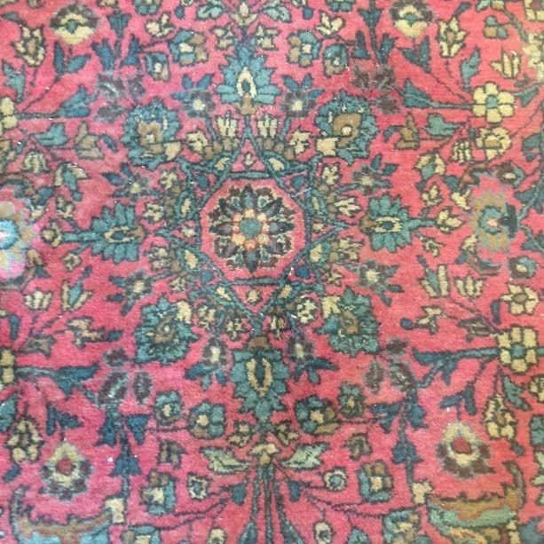 Persian Rug 104x71 - 5