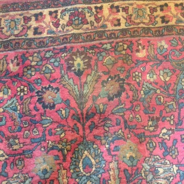 Persian Rug 104x71 - 6