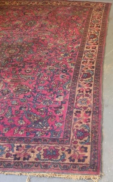 Persian Rug 104x71 - 7