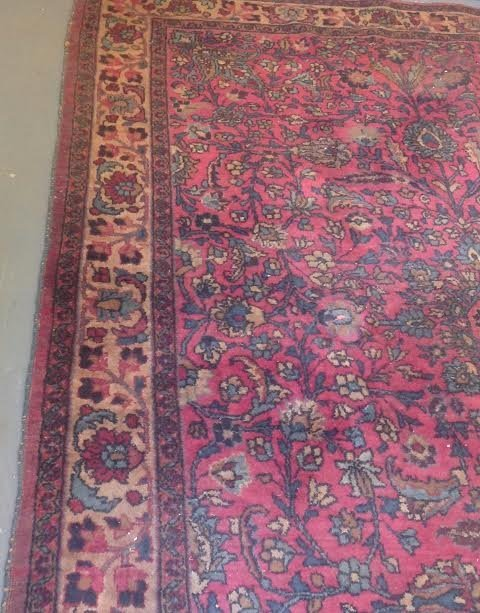 Persian Rug 104x71 - 8