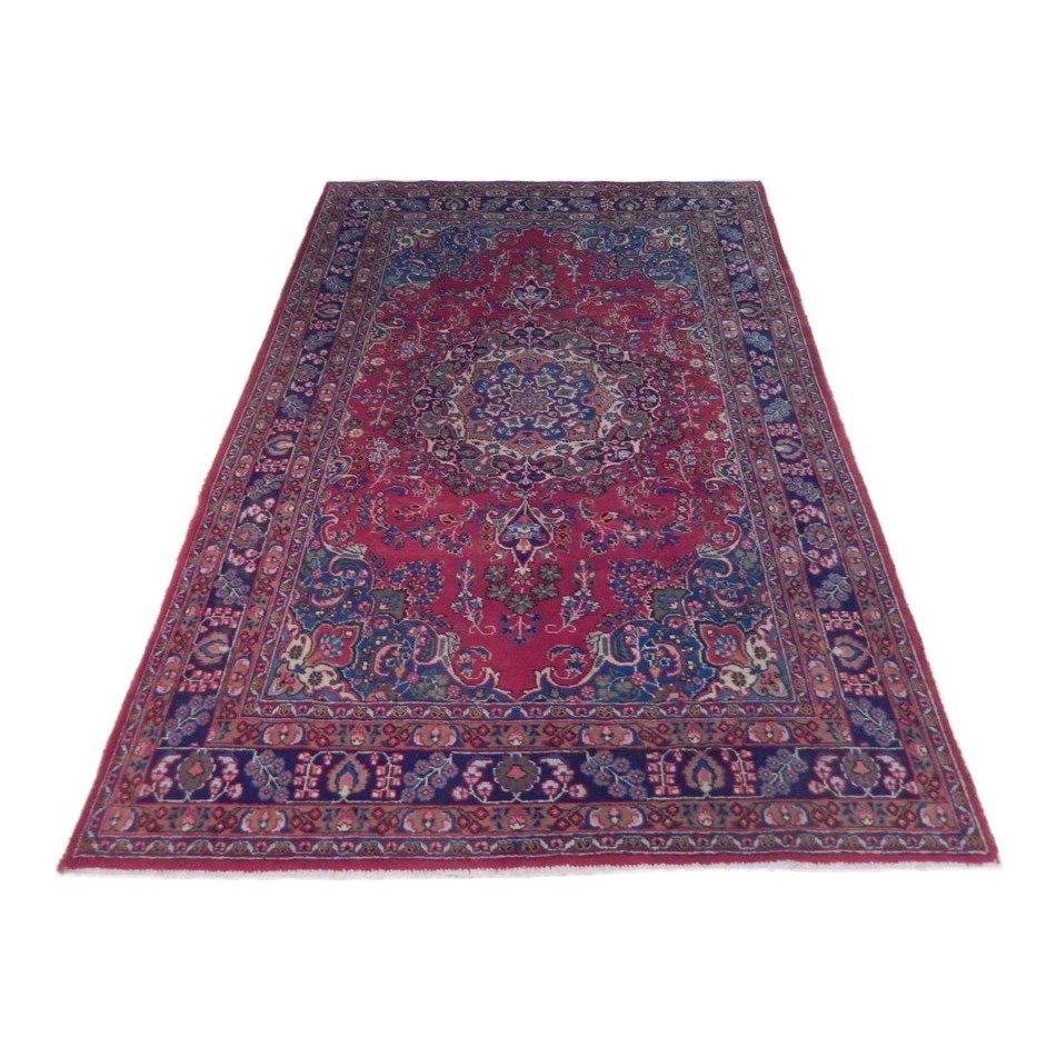 Persian Mashad Rug 6.3x9.10