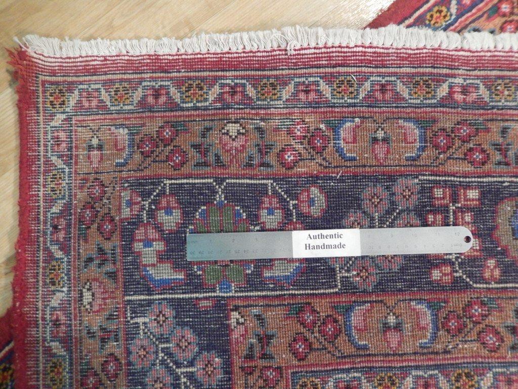 Persian Mashad Rug 6.3x9.10 - 2