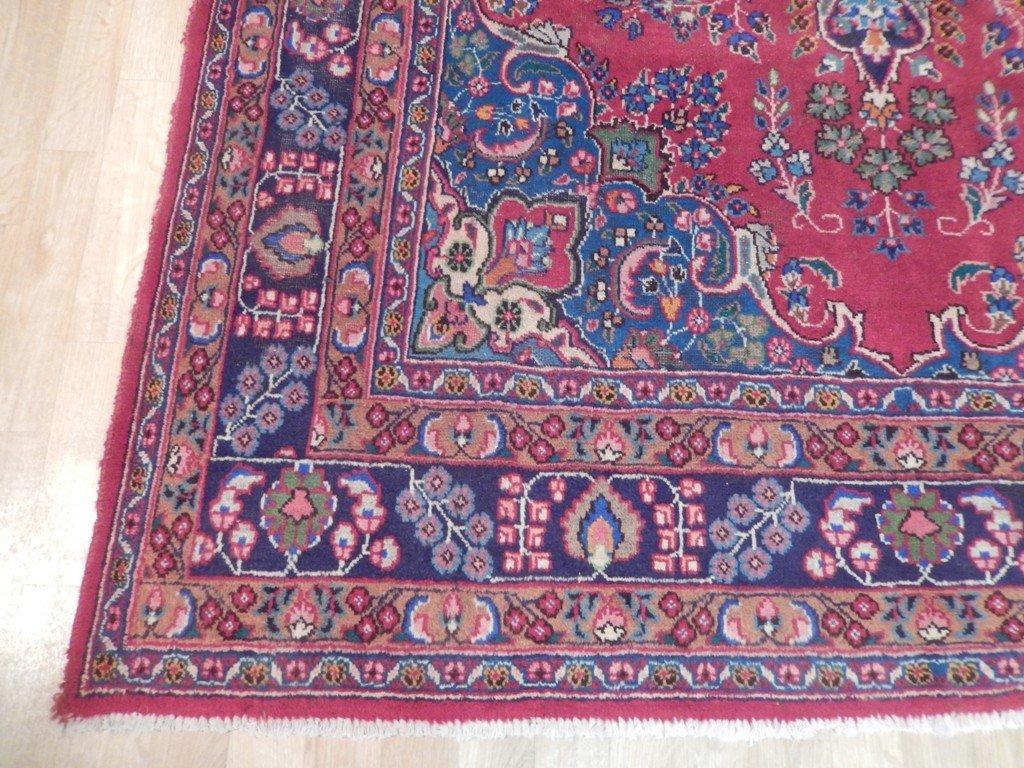 Persian Mashad Rug 6.3x9.10 - 3