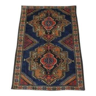 Handmade Semi-Antique Persian Balouch 2.11x4.9