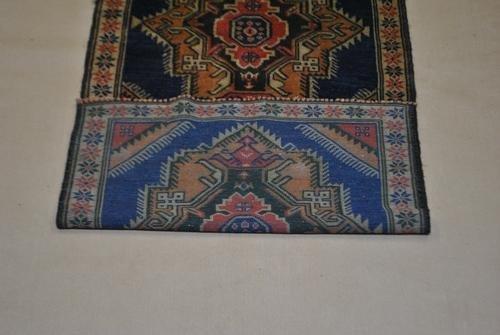 Handmade Semi-Antique Persian Balouch 2.11x4.9 - 2