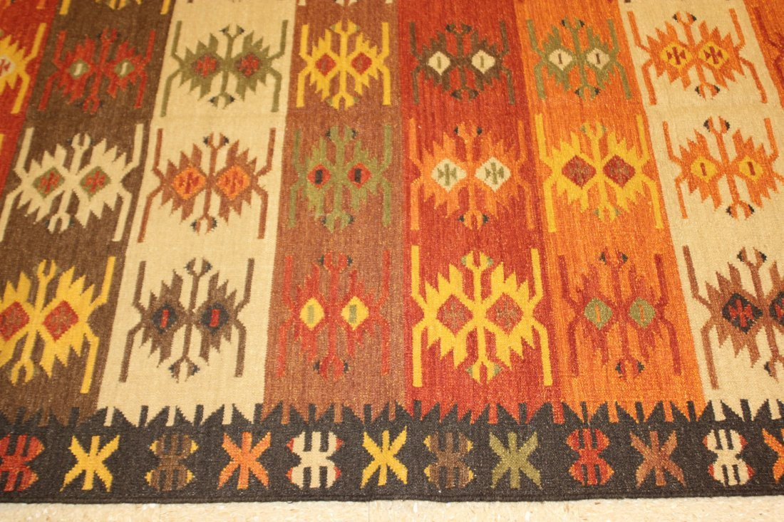 Tribal Handmade Flatweave Kilim Area Rug 5.3x7.8 - 3