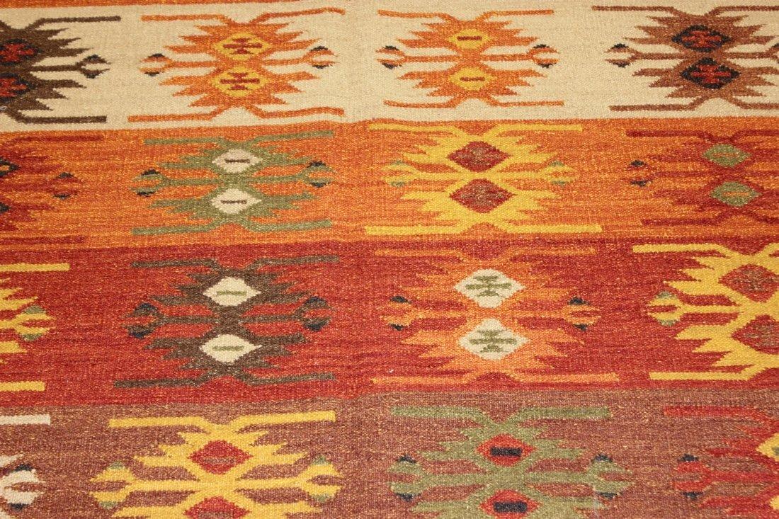 Tribal Handmade Flatweave Kilim Area Rug 5.3x7.8 - 4