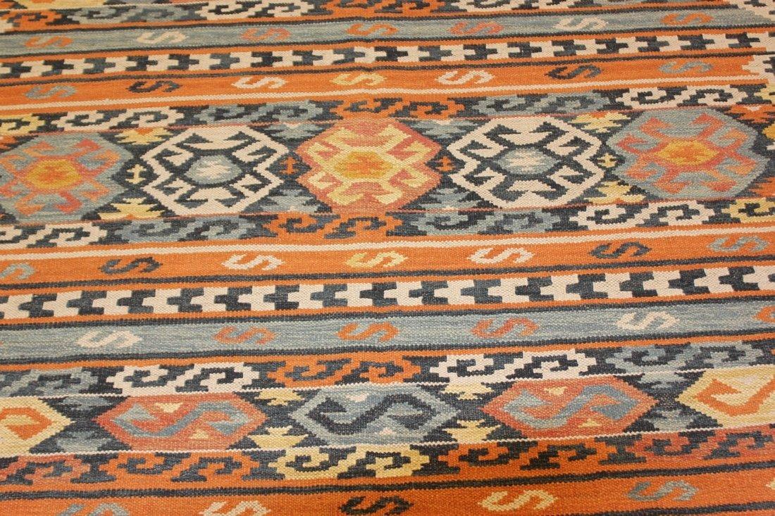 Flatweave Handmade Kilim Rug 5.3x7.7 - 5