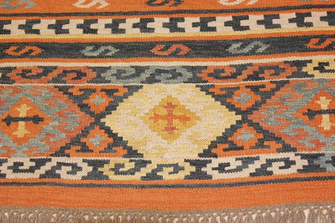 Flatweave Handmade Kilim Rug 5.3x7.7 - 6